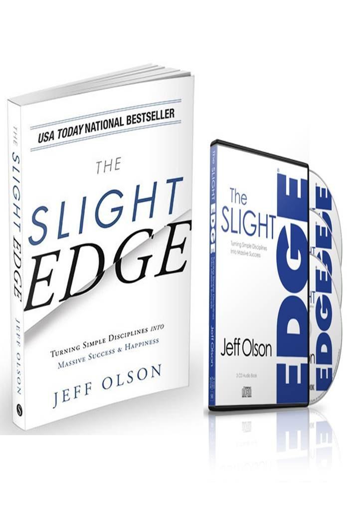 theSlightEdgeBook&Audio